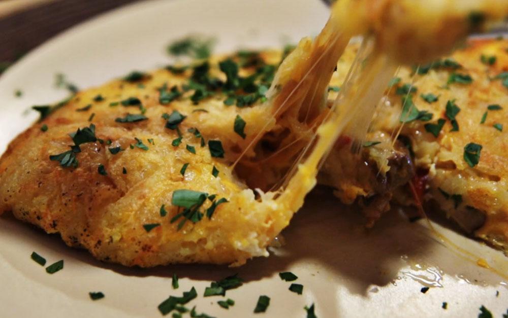 Frittata patatesli omlet yemeği — Görsel Yemek Tarifleri ...