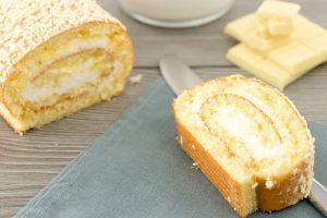 Yanına da Limonata: Muzlu Rulo Pasta