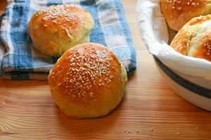 Ekmek Gibi Ekmek: Hamburger Ekmeği