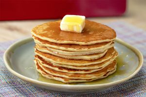 Kahvaltıların En Sevileni: Pancake (Pankek)