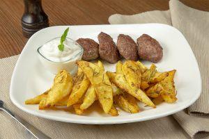Yağdan Hafif: Fırında Baharatlı Patates