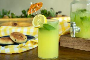 Klima Etkili: Ev Yapımı Limonata