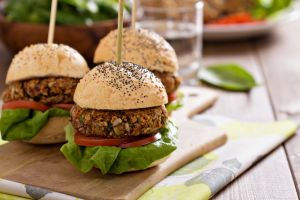 Yeşil Dostu, Lezzet Düşkünü: Vegan Burger