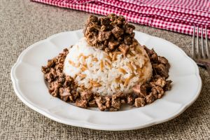 Pirinç Dile Gelir: Kavurmalı Pilav