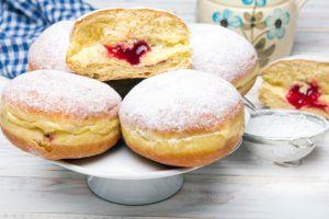 İçi Dolu Donut: Berliner
