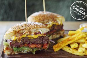 Özgür Şef Steakhouse'dan: Hamburger
