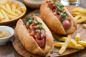 Sıkmadan Yiyin: Sosisli Sandviç