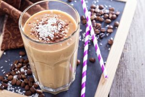 Elden Düşmez: Kahveli Milkshake