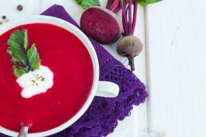 Soğuk Soğuk: Pancar Çorbası