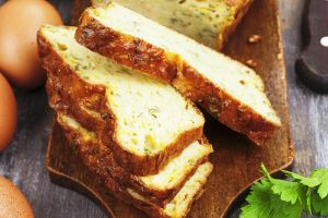 Açık Büfe Kahvaltı Tadında: Peynirli Kek