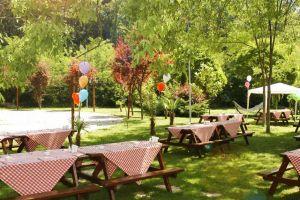 Açık Havanın İştahı Açtığını Bilenlere İstanbul'un Bol Yeşillikli 9 Kır Restoranı