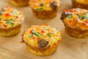 Tuzlu da Lazım: Patates Muffin