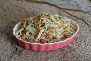 Her Öğün Yenir: Şehriyeli Tavuk Salatası