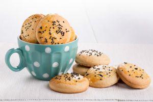 Çay Yanına Ne de Güzel Olur: Çörek Otlu Kurabiye