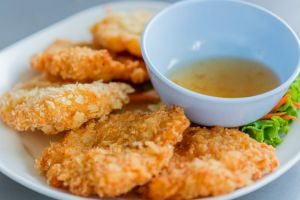 En Lezzetli Hali: Çıtır Tavuk Göğsü