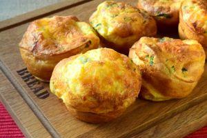 Kahvaltılar Şenlendi: Peynirli Maydanozlu Popover
