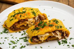 Lezzeti de Sarar: Kıymalı Rulo Patates