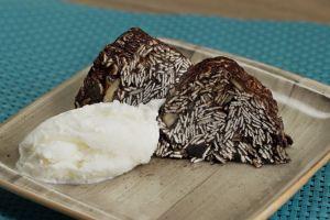 Yedikçe Yedirir: Şekersiz Mozaik Pasta