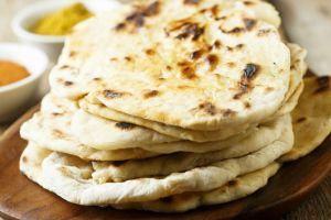 Hint Ekmeği: Naan