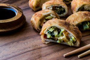İçi Dışı Ayrı Lezzet: Sebzeli Yufka Böreği