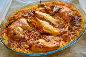 Parmak Yeme Garantili: Bulgurlu Tavuk Kapama
