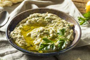 Sofranın Assolisti: Tahinli Patlıcan Mezesi