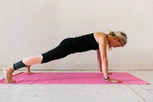 5 Dakika Yeter: Plank Hareketi Nedir, Evde Nasıl Yapılır?