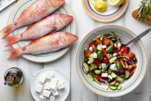 2 Haftada 8 Kilo Verdiren, Yapması En Keyifli Diyetlerden: Akdeniz Diyeti