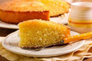 Yumuşak Kıvam Ondan Sorulur: Portakallı Islak Kek