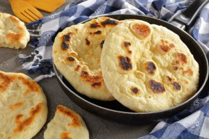 Yumuşacık, Puf Puf: Tavada Mayalı Ekmek