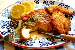 Yumuşacık: Tavada Parmesanlı Tavuk