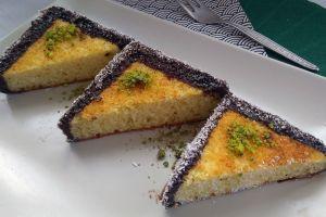 Dışı Çikolatalı İçi Yumuşacık: İngiliz Keki