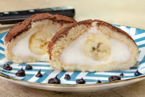 Sarıp Sarmalayasın Gelir: Kedidilli Rulo Pasta