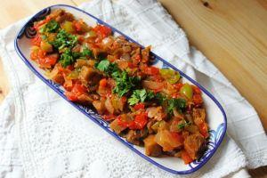 Ekmek Ona Hayran: Patlıcan Söğürme