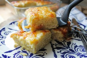 Kahvaltı İçin Bahane Çok: Yumurtalı Patates Dilimleri