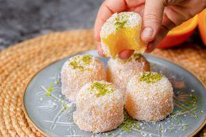 Tam İkramlık: Portakallı Lokum