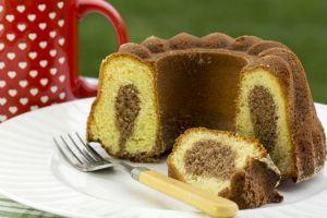 Tam Ölçülü, Yumuşacık Dokulu: Mayalı Kek