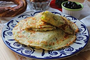 Kahvaltı Aşkına: Peynirli Maydanozlu Kaygana