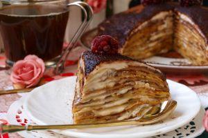 Tiramisu Tadında: Fırınsız Krep Pasta