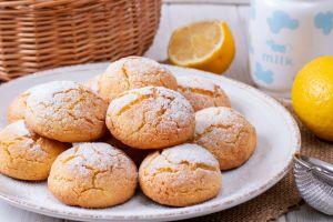 Tam Ölçülü, Tam Kıvamında: Margarinsiz Limonlu Kurabiye