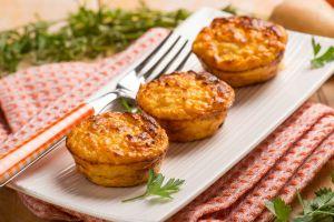Kahvaltıya Farklılık Geldi: Patatesli Muffin Omlet