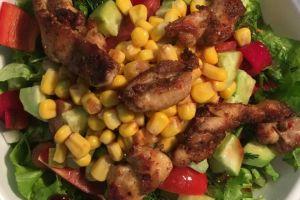 tavuklu-diyet-salata-tarifi