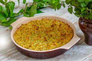 Börek Lezzetinde, Çok da Hafif: Fırında Sebzeli Mücver
