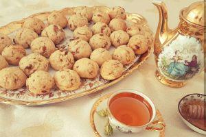 Çay Saatleri İçin: İncirli Cevizli Kurabiye