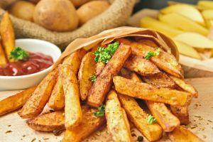 Yeni Favoriniz: Cajun (Kajun) Baharatlı Patates Kızartması