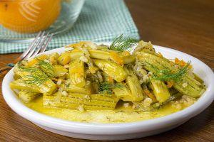 Böylesini Yemediniz: Limonlu ve Portakallı Kabak