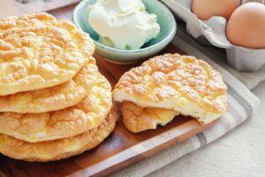 Unsuz Ekmek: Oopsie Ekmeği