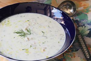 Cacığa Rakip: Buğdaylı Soğuk Çorba