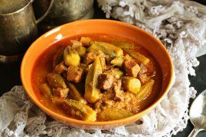 Mükemmel Pişirmenin Sırlarıyla: Etli Bamya