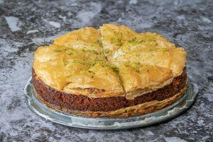 Yufkanın En Tatlı Hali: Baklava Kek